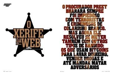 O xerife da web